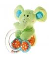 Baby rammelaar olifant 12 cm